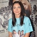 Angela Gilsha Hadir di Press Screening Film 'Revan & Reina'