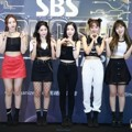 Red Velvet di Red Carpet SBS Super Concert di Taipei