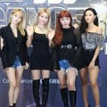 Mamamoo di Red Carpet SBS Super Concert di Taipei