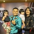Judika dan Duma Riris di Launching Clothing Line JDK