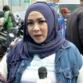 Melly Goeslaw Ditemui Usai Mengisi Program 'Brownis'