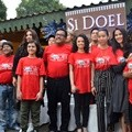 Syukuran Film 'Si Doel The Movie'