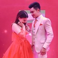 Cassandra Lee dan Randy Martin di Insert Awards 2018