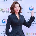 Kim Nam Joo di Red Carpet Korean Popular Culture And Art Awards 2018