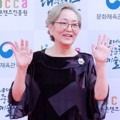 Kim Young Ok di Red Carpet Korean Popular Culture And Art Awards 2018