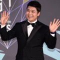Jun Hyun Moo menjadi MC tunggal Genie Music Awards 2018.