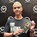 Al Ghazali di Konferensi Pers Film '13 The Haunted'
