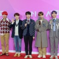 Bangtan Boys di Red Carpet Melon Music Awards 2018