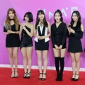 G-Friend di Red Carpet Melon Music Awards 2018