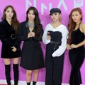 Mamamoo di Red Carpet Melon Music Awards 2018