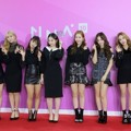 Momoland di Red Carpet Melon Music Awards 2018
