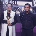 'Ninja Warrior Indonesia' Terpilih Sebagai Pemenang Kategori 'Program Kuis dan Game Show Terfavorit' di Panasonic Gobel Awards 2018