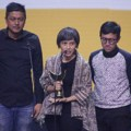 'Indonesian TV Awards' Terpilih Sebagai Pemenang Kategori 'Program Special Event Terfavorit' Panasonic Gobel Awards 2018