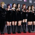 GWSN di Red Carpet MAMA 2018 Korea