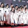 Hiragana Keyakizaka46 di Red Carpet MAMA 2018 Korea