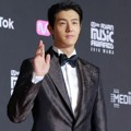 Lee Ki Woo di Red Carpet MAMA 2018 Korea