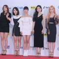 A Pink di Red Carpet SBS Gayo Daejun 2018