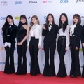 Twice di Red Carpet SBS Gayo Daejun 2018