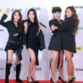 Mamamoo di Red Carpet SBS Gayo Daejun 2018