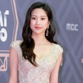 Moon Ga Young di Red Carpet MBC Drama Awards 2018