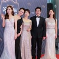 Tim Drama 'Secrets and Lies' di Red Carpet MBC Drama Awards 2018