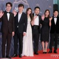 Tim Drama 'Partners for Justice' di Red Carpet MBC Drama Awards 2018