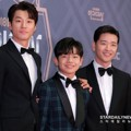 Wakili Drama 'A Pledge to God' Lee Chun Hee, Wang Suk Hyun dan Bae Soo Bin Tampil Keren di Red Carpet MBC Drama Awards 2018