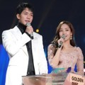 Lee Seung Gi dan Park Min Young didapuk menjadi MC di Golden Disc Awards 2019 divisi digital.