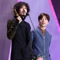 Tiger JK Raih Piala Hip Hop R&B Award