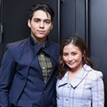Maxime Bouttier, Prilly Latuconsina