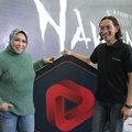Melly Goeslaw dan Anto Hoed di Launching Web Series 'Nawangsih'