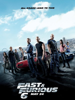 Galeri Film 'Fast and Furious 6'