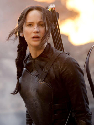 Galeri Film 'Hunger Games: Mockingjay, Part 1'