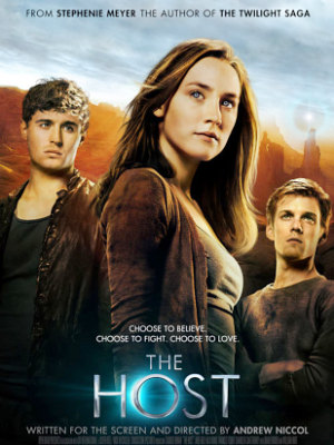 Galeri Poster dan Foto Adegan Film 'The Host'