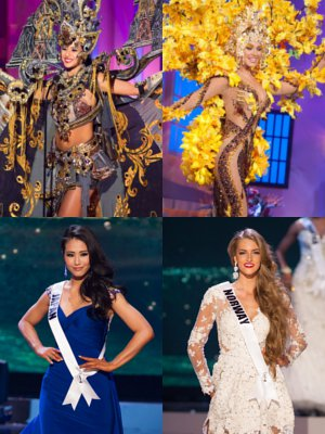 Preliminary Competition Miss Universe 2014