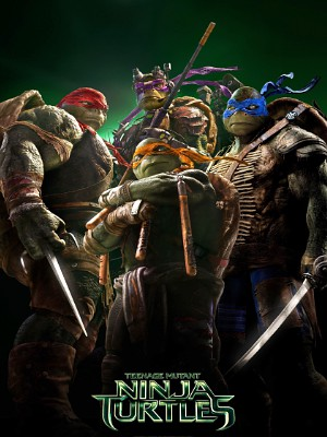 Galeri 'Teenage Mutant Ninja Turtles'