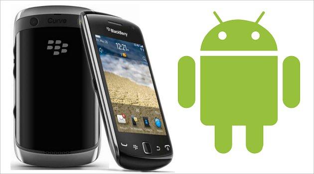 Direktur Desain Google Berminat Besut Android di BlackBerry