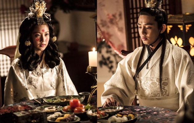 Taesang jatuh cinta pada Mido dan
