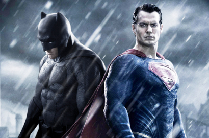 Tak Ada Komedi di 'Batman v Superman: Dawn of Justice'