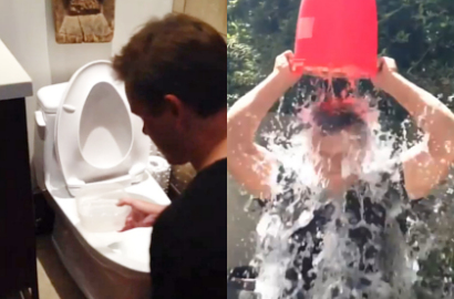 Ini Alasan Matt Damon Ladeni 'Ice Bucket Challenge' dengan Air Toilet
