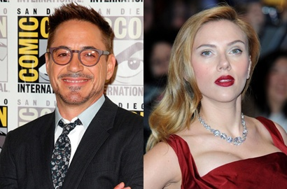 Robert Downey Jr. Sebut Scarlett Johansson Cocok Main di 'Black Widow'