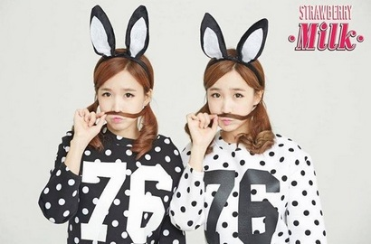 Strawberry Milk, Ini Nama Sub-Unit Crayon Pop