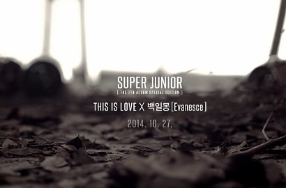 Super Junior Rasakan Galau di Teaser MV 'This Is Love x Evanesce'