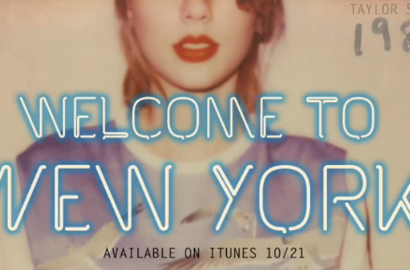 Taylor Swift Bocorkan Lagu Baru 'Welcome to New York'