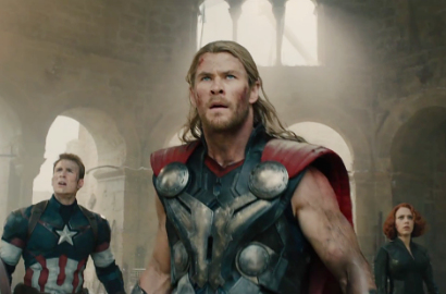 Teaser 'Avengers: Age of Ultron' Tembus Rekor 34 Juta Viewers
