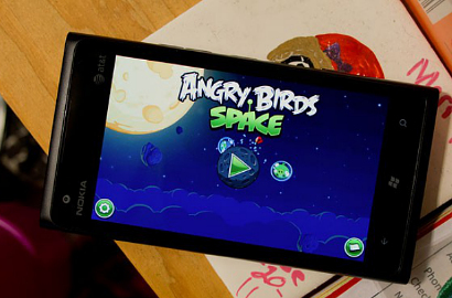 Semua Angry Birds Digratiskan di Windows Phone