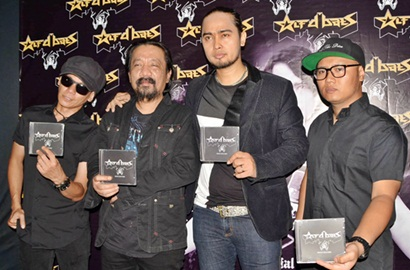 Eks Peserta 'The Voice Indonesia', Al Fattah Bentuk Band dan Rilis Album