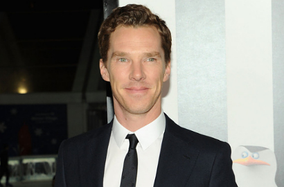 Benedict Cumberbatch Ada di Teaser 'Star Wars: The Force Awakens'?
