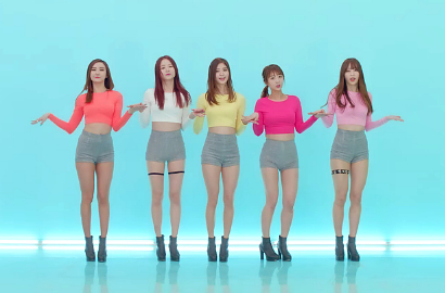 MV 'Up and High' EXID Ditonton Lebih dari 5 Juta Kali di YouTube