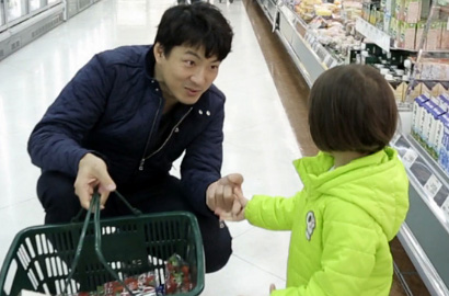 Lucunya Choo Sarang dan Song Il Gook Saling Ejek di 'Superman is Back'